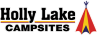 Holly Lake Campsites Logo